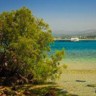 Пляж Георгиуполис (Georgiupolis beach)