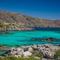 По дороге к пляжу Кедродасос, Крит