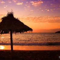 Пляж Матала (Matala beach)