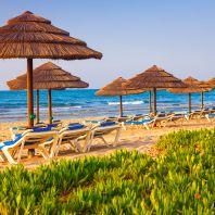 Остров Крит: один из пляжей в районе Аниссарас