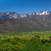 Разнообразие природы острова Крит