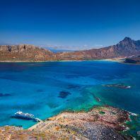 Слияние трёх морей: остров Грамвуса и лагуна Балос