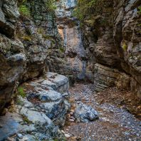 Пешая прогулка в ущелье Имброс, Крите, Греция