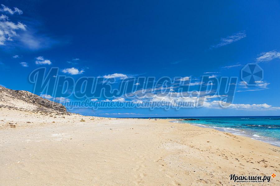 Необитаемый остров Куфониси, Крит, Греция