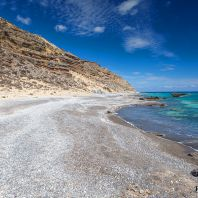 Пляж острова Куфониси, Крит, Греция
