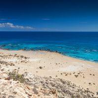 Остров Куфониси и его пустынные пляжи, Крит, Греция