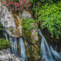 Водопады на реке Курталиоти