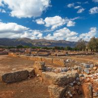 Малийский дворец на Крите, Греция
