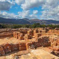 Дворец в Малии, Крит, Греция