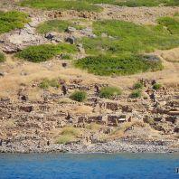 Раскопки на острове Мохлос