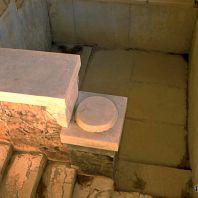 Внутри Фестского дворца, Крит, Греция