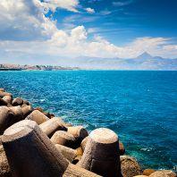 Морской порт Ираклиона