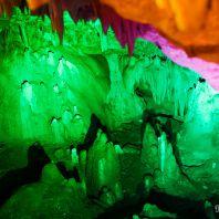 Экскурсия в пещеру Сфедони, Зониана, Крит