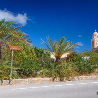 Монастырь Топлу или Монастырь Богоматери Акротирияни - один из самых важных и красивых монастырей на Крите, Греция