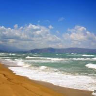 Пляж Епископи (Episkopi beach)