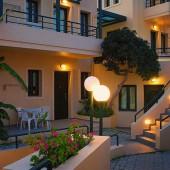 Новый год на Крите: апартаменты Rainbow Apartments