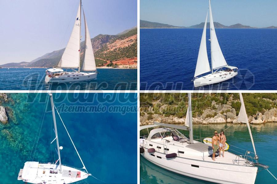 Чартер яхт в Элунде Bavaria 45, Крит