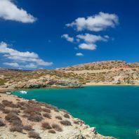 Центральный и северный пляжи Итаноса, Крит, Греция