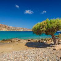 Центральный пляж Итаноса, Крит, Греция