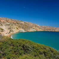 Пляж Итанос, Крит, Греция