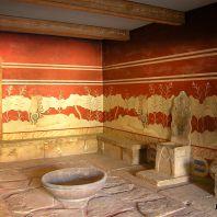 Кносский дворец (Knossos palace)