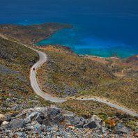 Ливийское море по дороге к Ливаньяне и ущелью Арадена
