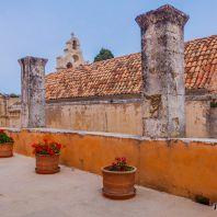 Монастырь Аркади, Крит, Греция