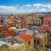 Ханья, вид на старый город