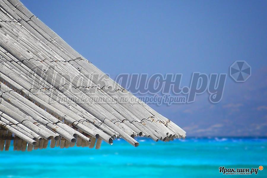Остров Хриси: белый песок, ливанский кедр и ничего лишнего