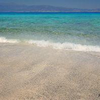 Воды Ливийского моря, остров Хриси