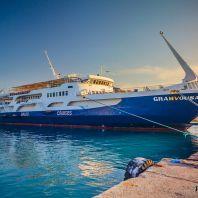 Паром Грамвуса, Крит