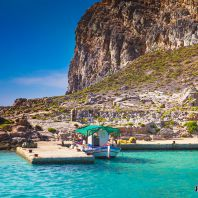 Порт острова Грамвуса