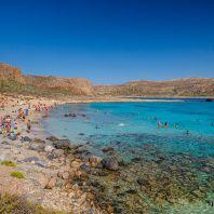 Пляж на острове Грамвуса