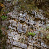 В ущелье Имброс на острове Крит, Греция