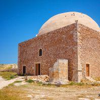 Ретимно, Фортецца, перестроенный в мечеть Собор святого Николая