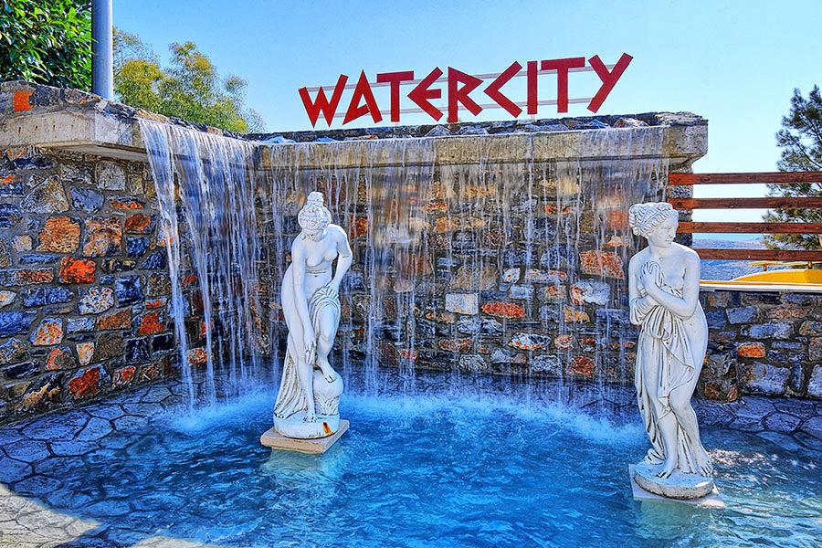 Аквапарк на Крите: WaterCity