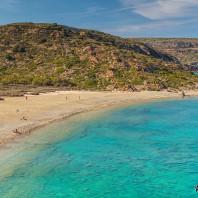 Пляж Вай (Vai beach)