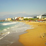 Пляжи Херсониссоса