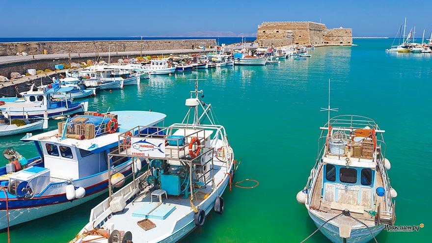 Ираклион, Крит, Греция