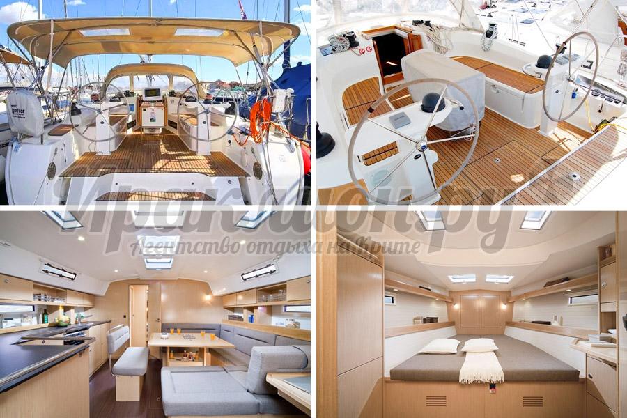 Аренда яхты в Агиос Николаос Bavaria 45, Крит