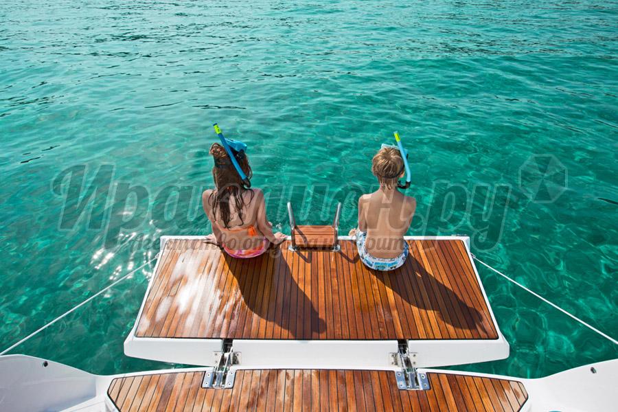 Яхта в Агиос Николаос Bavaria 45, Крит